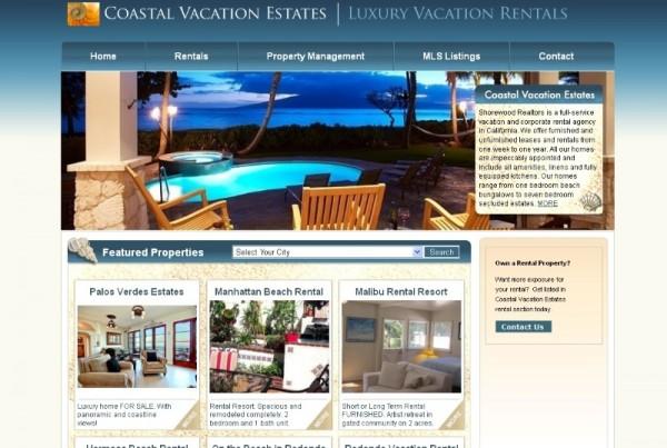 Coastal Vacation Estates