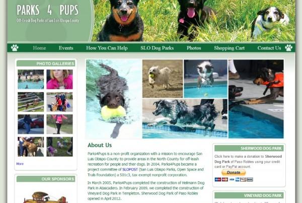 Parks-4-Pups