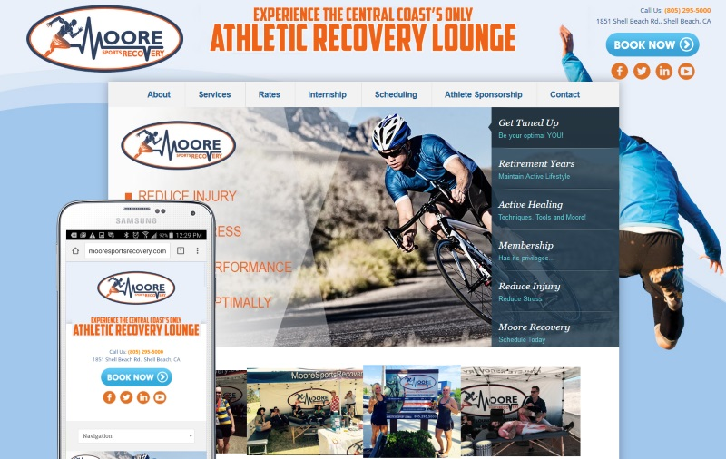 Moore Sports Recovery