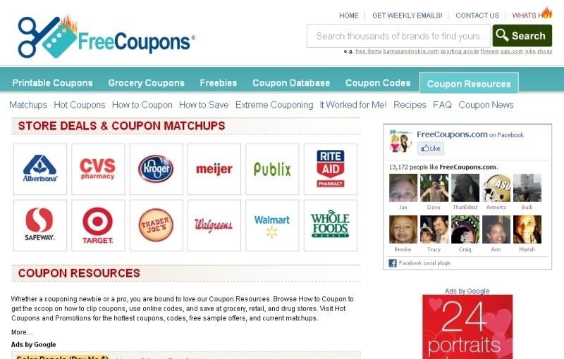 FreeCoupons.com