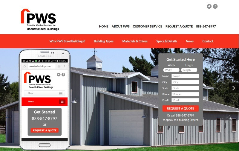 PWS Steel Buildings