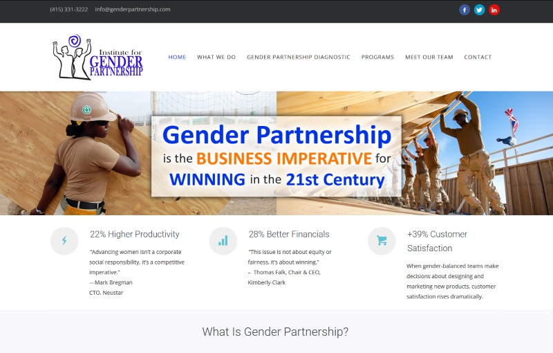 Gender Partnership